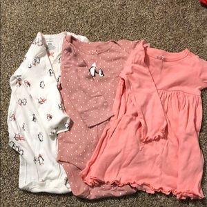 Baby girl clothes 💕
